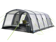 Kampa Hayling 6 Air Pro Tent  2019 (Inc: carpet + Footprint)